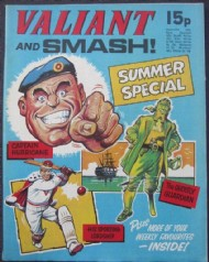 Valiant Summer / Holiday Special 1966 - 1980 #1971
