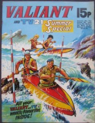 Valiant Summer / Holiday Special 1966 - 1980 #1972
