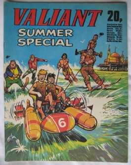 Valiant Summer / Holiday Special #1974