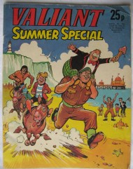 Valiant Summer / Holiday Special 1966 - 1980 #1975