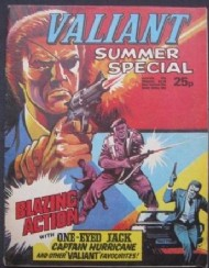 Valiant Summer / Holiday Special 1966 - 1980 #1977