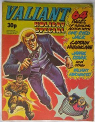 Valiant Summer / Holiday Special 1966 - 1980 #1978