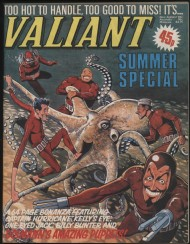 Valiant Summer / Holiday Special 1966 - 1980 #1980