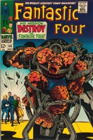Fantastic Four (1st Series) 1961 - 2012 #68