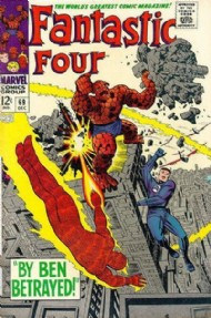 Fantastic Four (1st Series) 1961 - 2012 #69