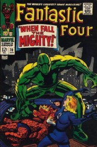 Fantastic Four (1st Series) 1961 - 2012 #70