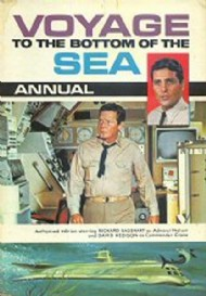 Voyage to the Bottom of the Sea Annual  #1967