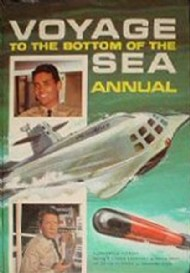 Voyage to the Bottom of the Sea Annual  #1968