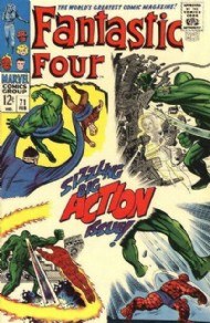 Fantastic Four (1st Series) 1961 - 2012 #71
