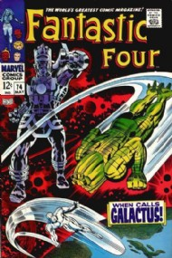 Fantastic Four (1st Series) 1961 - 2012 #74