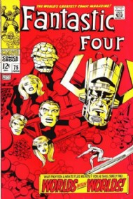 Fantastic Four (1st Series) 1961 - 2012 #75