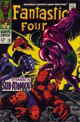 Fantastic Four (1st Series) #76