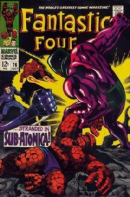 Fantastic Four (1st Series) 1961 - 2012 #76