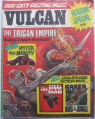 Vulcan Holiday Special  #1976