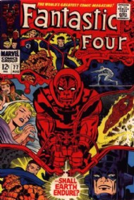 Fantastic Four (1st Series) 1961 - 2012 #77