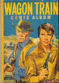 Wagon Train Comic Album 1960 #1