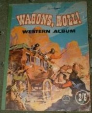 Wagons, Roll! Western Album 1950s