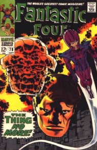 Fantastic Four (1st Series) 1961 - 2012 #78