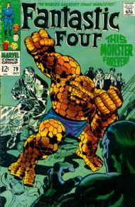 Fantastic Four (1st Series) 1961 - 2012 #79