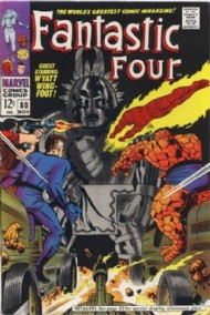 Fantastic Four (1st Series) 1961 - 2012 #80