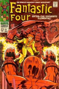 Fantastic Four (1st Series) 1961 - 2012 #81