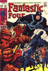 Fantastic Four (1st Series) 1961 - 2012 #82