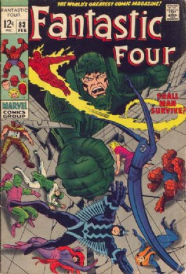 Fantastic Four (1st Series) #83