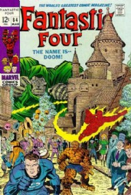 Fantastic Four (1st Series) 1961 - 2012 #84