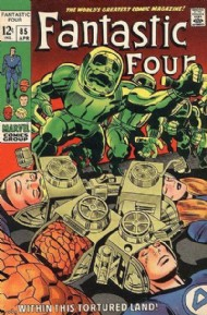 Fantastic Four (1st Series) 1961 - 2012 #85
