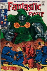 Fantastic Four (1st Series) 1961 - 2012 #86