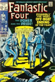 Fantastic Four (1st Series) 1961 - 2012 #87