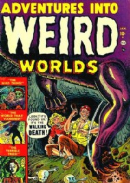 Adventures Into Weird Worlds 1952 - 1954 #1