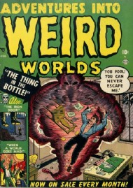 Adventures Into Weird Worlds 1952 - 1954 #2