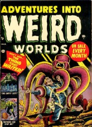 Adventures Into Weird Worlds 1952 - 1954 #3