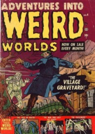 Adventures Into Weird Worlds 1952 - 1954 #4