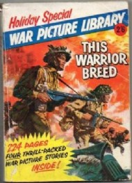 War Picture Library Holiday Special 1963 - 1989 #1964