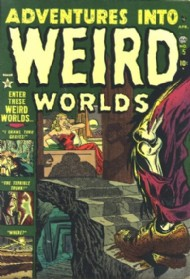 Adventures Into Weird Worlds 1952 - 1954 #5