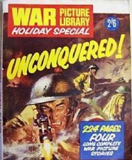 War Picture Library Holiday Special 1963 - 1989 #1966