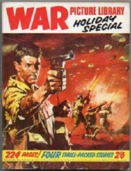 War Picture Library Holiday Special 1963 - 1989 #1967