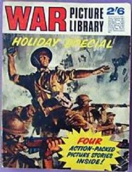 War Picture Library Holiday Special 1963 - 1989 #1969