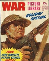 War Picture Library Holiday Special 1963 - 1989 #1971