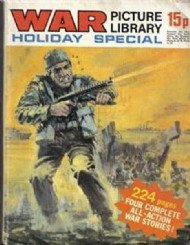 War Picture Library Holiday Special 1963 - 1989 #1972