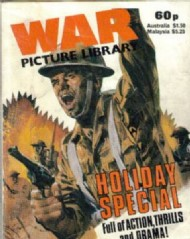 War Picture Library Holiday Special 1963 - 1989 #1983