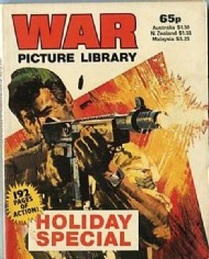 War Picture Library Holiday Special 1963 - 1989 #1984