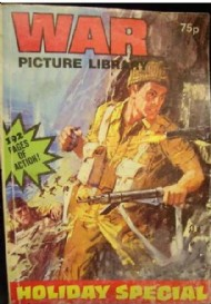 War Picture Library Holiday Special 1963 - 1989 #1986