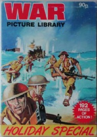 War Picture Library Holiday Special 1963 - 1989 #1988