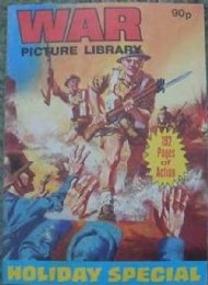 War Picture Library Holiday Special 1963 - 1989 #1989
