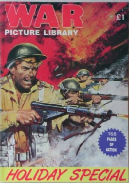 War Picture Library Holiday Special #1990
