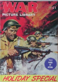 War Picture Library Holiday Special 1963 - 1989 #1990