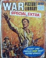 War Picture Library Special Extra 1968 - 1970 #1969